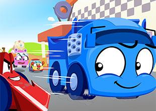 Tire Town School 9: Fast Eddy