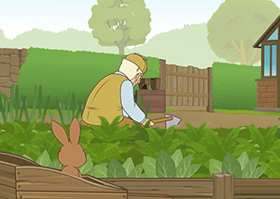 The Tale of Peter Rabbit 4: The Garden Gate