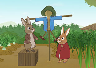 The Tale of Benjamin Bunny 2: The Scarecrow