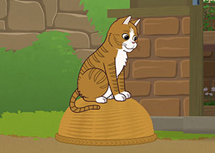 The Tale of Benjamin Bunny 4: The Cat and the Basket