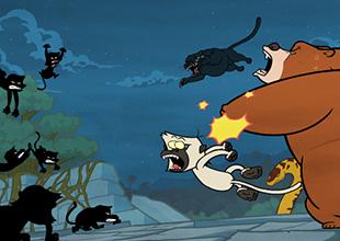 The Jungle Book 9: The Great Jungle Battle