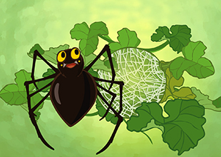 Anansi and the Melon