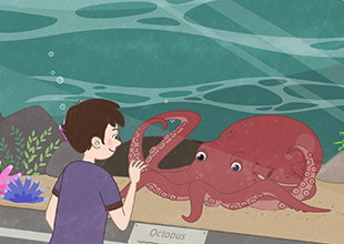 William and the Octopus