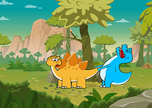 Dino Buddies 2: Stuck!