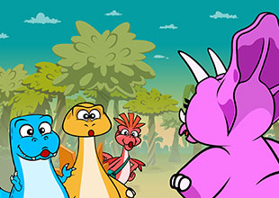 Dino Buddies 4: New Friends