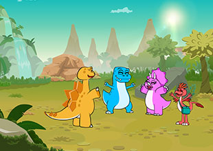 Dino Buddies 5: Let's Play!