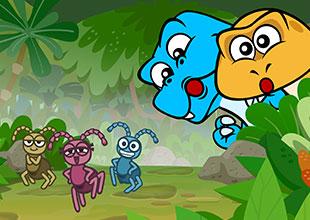 Dino Buddies 10: Cute Bugs