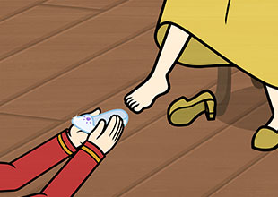 Cinderella 11: The Glass Shoe