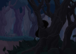 Snow White and the Seven Dwarfs 3: The Dark Forest