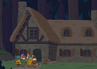 Snow White and the Seven Dwarfs 8: A Dark House
