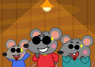 Three Blind Mice