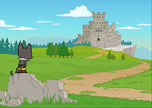 Puss in Boots 15: The Castle