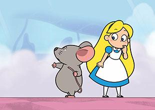 Alice's Adventures in Wonderland 6: A Long Tale