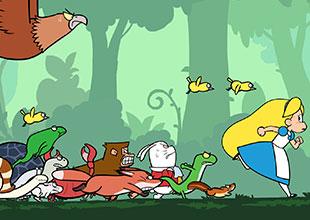 Alice's Adventures in Wonderland 8: On the Run