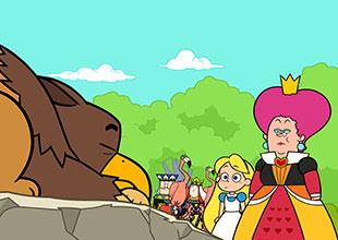 Alice's Adventures in Wonderland 18: More Croquet and Creatures
