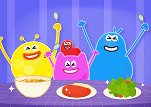 Sight Words Songs: 9. Let's Eat!