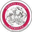Parents' Choice Approved Award Winner