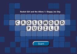 크로스워드 퍼즐